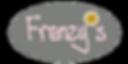 Frenzys Schmuckstücke Logo - Handgemachte Ketten, Amrmbänder, Ohrringe und Deko-Artikel