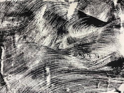 Acrylic drawing #36 on Strathmore Sketch Paper