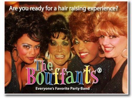 THE BOUFFANTS