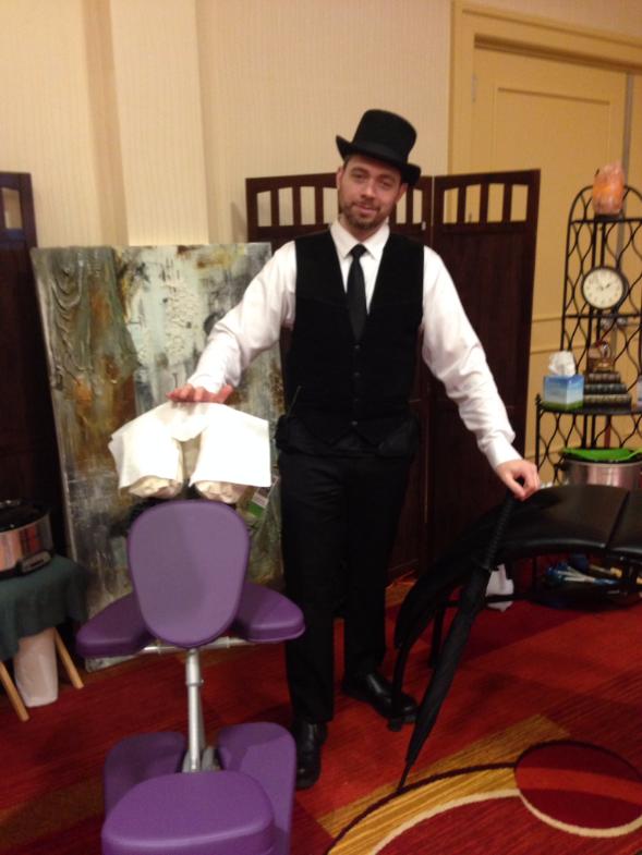 Daniel Massage Chair