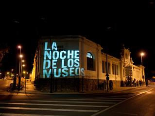 Primera Noche de Museos del año