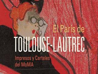 El París de Toulouse-Lautrec