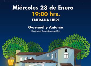 Noches de Museos en Coyoacán