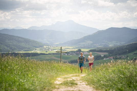Wandern im Attergau © salzkammergut.at