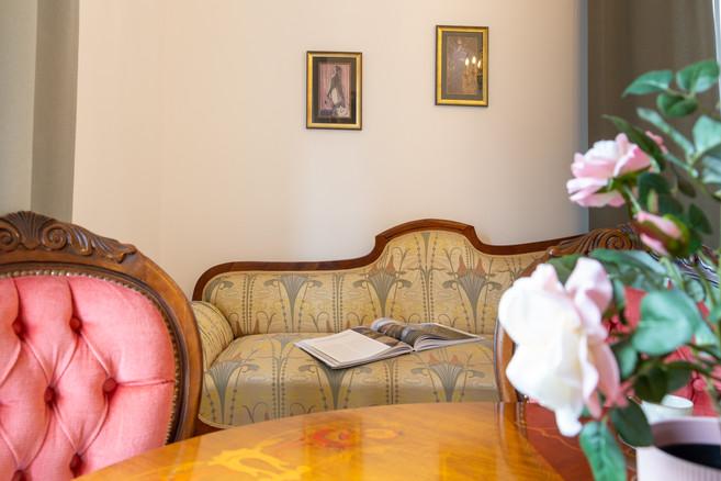 Chaiselongue, Heritage Boutique Apartment Adele