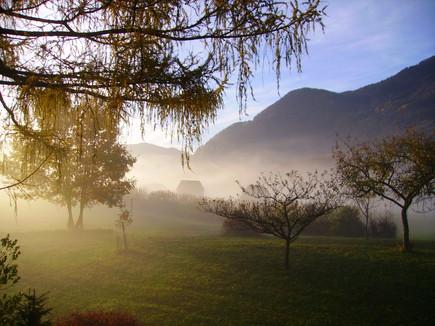 Herbststimmung im Salzkammergut (c) badischl.at