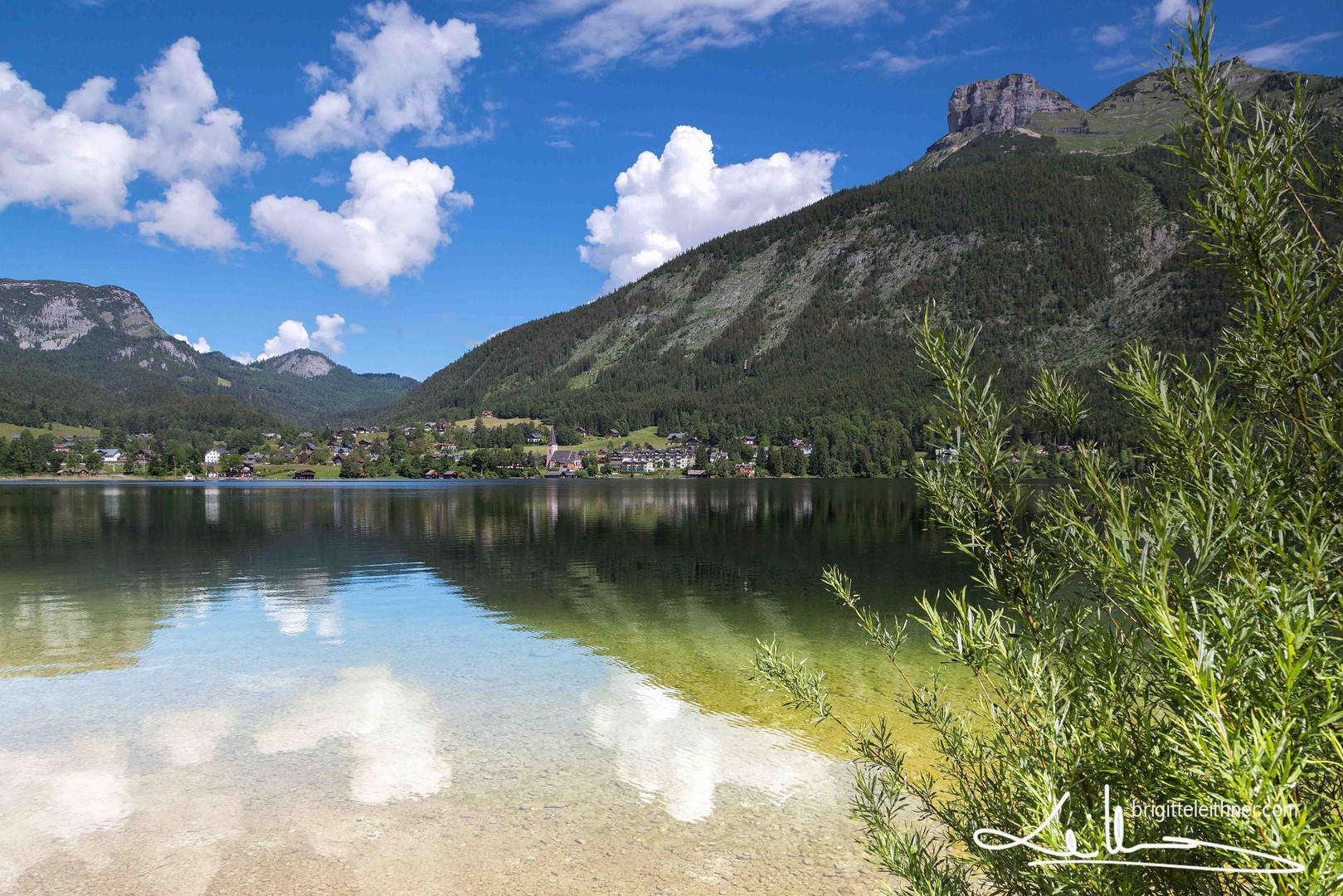 Seenlandschaft © Brigitte Leithner