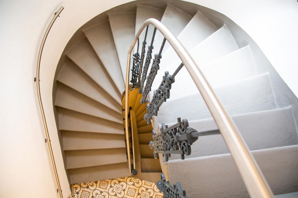 Stiegenhaus, Heritage Boutique Apartments Bad Ischl