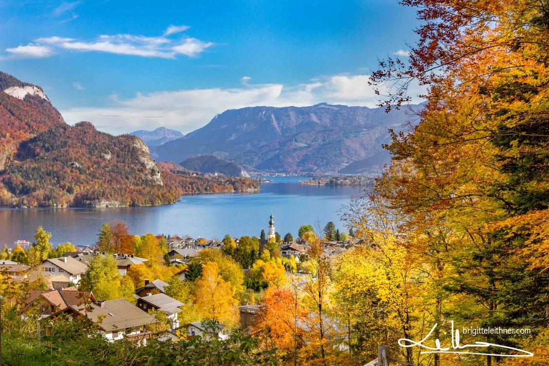 Herbst im Salzkammergut (c) Brigitte Leithner