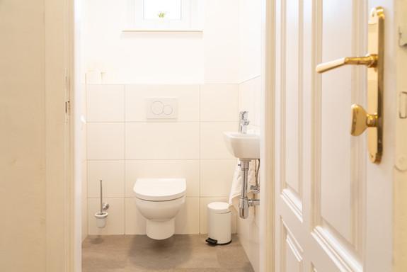 Toilette, Heritage Boutique Apartment Katharina