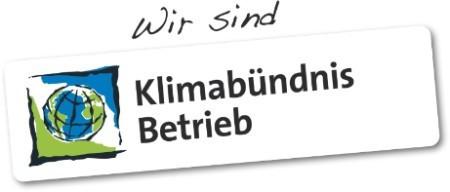 Juhu - wir sind jetzt Klimabündnis-Betrieb!