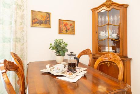 Küche, Heritage Boutique Apartment Marie