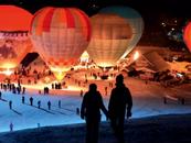 Nacht der Ballone © Dachstein AG