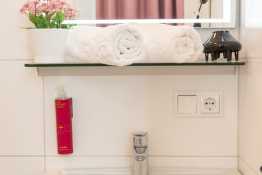 Badezimmer mit WC, Heritage Boutique Apartment Sophie