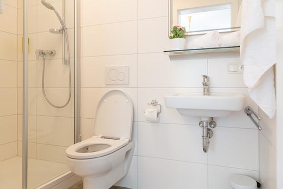 Badezimmer mit WC, Heritage Boutique Apartment Ella