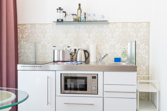 Küche, Heritage Boutique Apartment Sophie