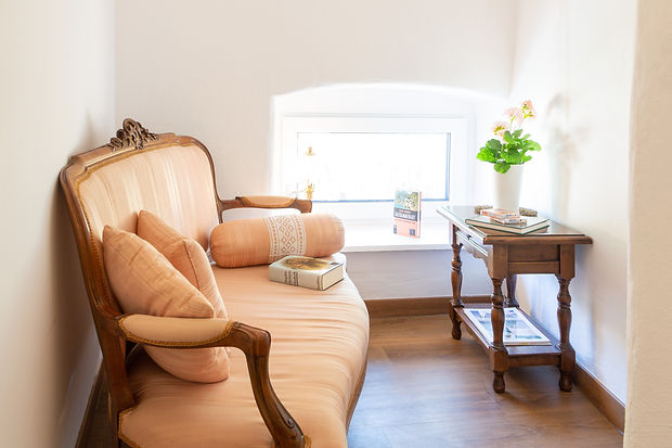 Leseecke, Heritage Boutique Apartments Bad Ischl