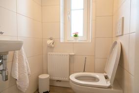 Toilette, Heritage Boutique Apartment Adele