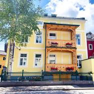Außenansicht Heritage Boutique Apartments Bad Ischl