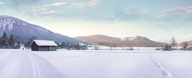 Salzkammergut im Winter