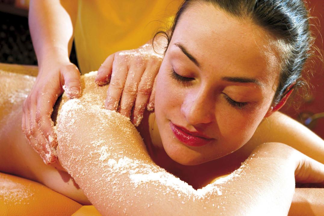 Beauty Peeling © EurothermenResorts Bad Ischl