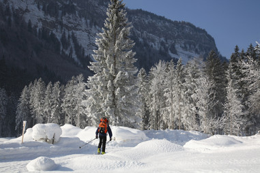 Skitourenparadies Salzkammergut © salzkammergut.at