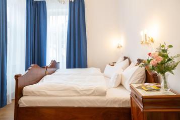 Schlafzimmer, Heritage Boutique Apartment Katharina