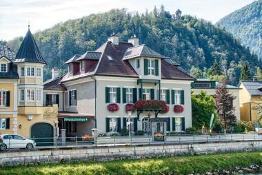 Bad Ischl, Zentrum