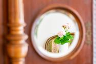 Detail mit Blumen, Heritage Boutique Apartments Bad Ischl