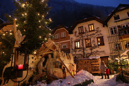 Advent in Hallstatt © salzkammergut.at