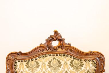 Sessel - Detail, Heritage Boutique Apartment Katharina