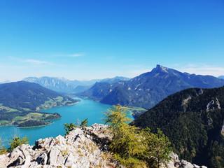 Ausblick auf Schafberg © salzkammergut.at
