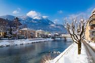 Bad Ischl im Winter © badischl.at
