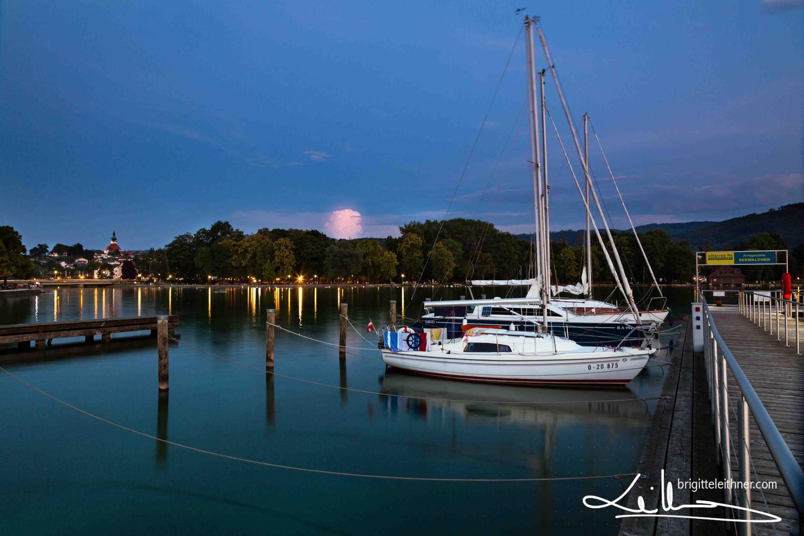 Yachthafen © Brigitte Leithner