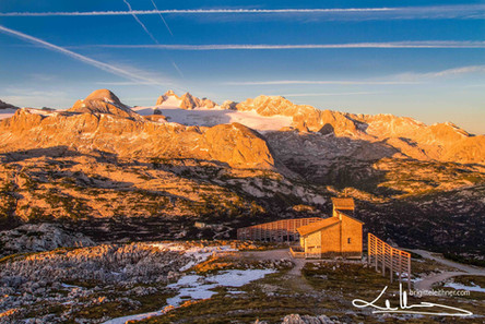 Gipfelpanorama © Brigitte Leithner