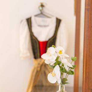 Dirndl - Detail, Heritage Boutique Apartment Marie