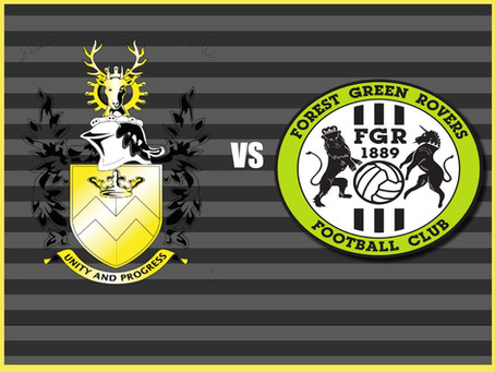 Pre-Season Friendly- Melksham Town v Forest Green Rovers