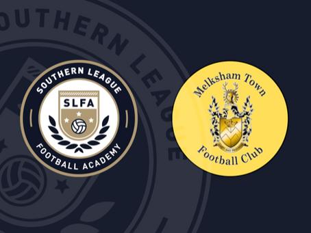 Melksham Town FC launch their Southern League football academy
