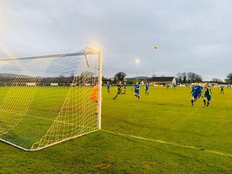 Match report- V Slimbridge