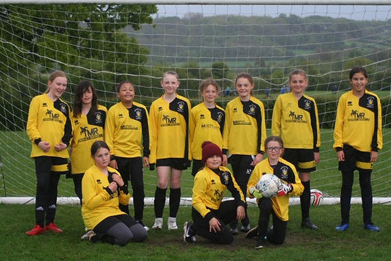 U12 Girls Black