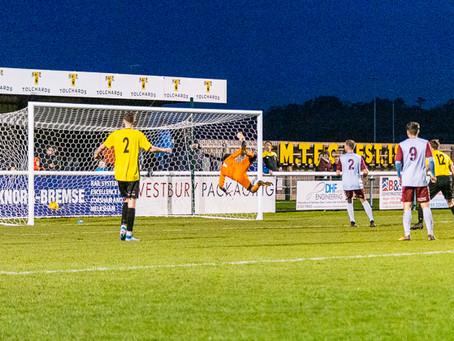 Match Report- V Mangotsfield