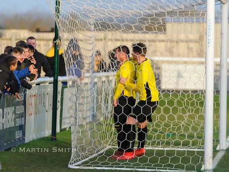Match Report- V Cinderford