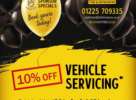 Exclusive offers for the black and yellow family from Wiltshire Tyres