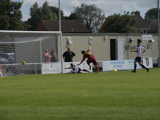 Match Report: Willand Rovers vs Melksham Town