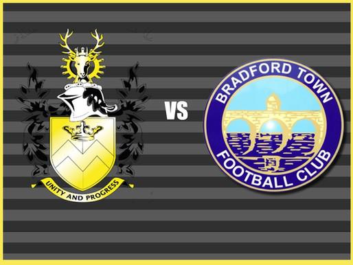 Match Report: Melksham Town FC v Bradford Town FC