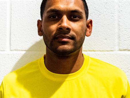 Sayeed Ibrahim re-signs for the 20/21 season