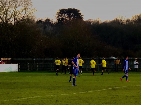 Match Report- V Thatcham