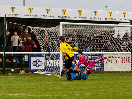 Match report- V Frome Town