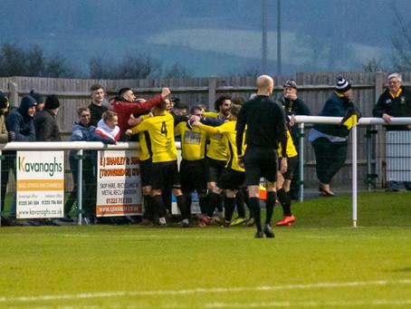 Match Report- V Highworth