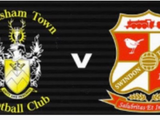 Link to purchase Swindon Town FC tickets